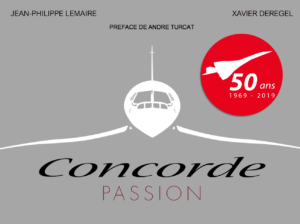 Couverture eBook - Concorde Passion