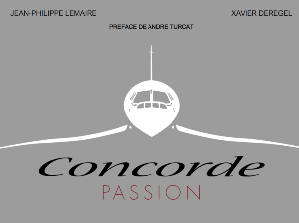 Couverture Concorde Passion