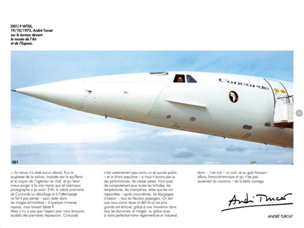 Préface de Concorde Passion