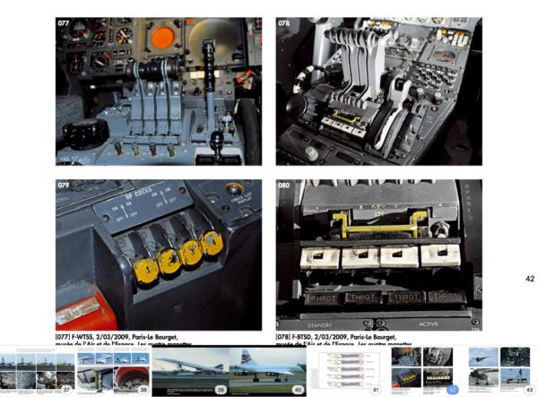Page de détails - Concorde Passion